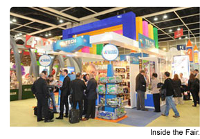 HK Toy fair