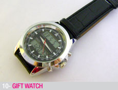 Gift watch
