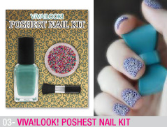 VIVA!LOOK! Poshest Nail Kit