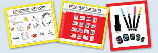Kidscovermounts.com