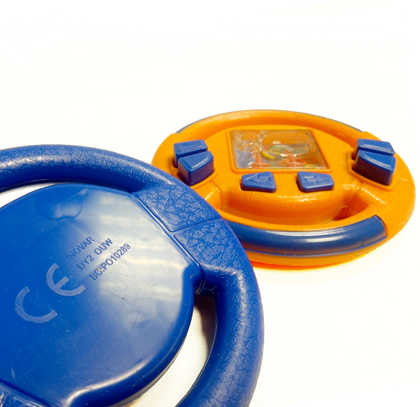 Paw Patrol Steering wheel water game