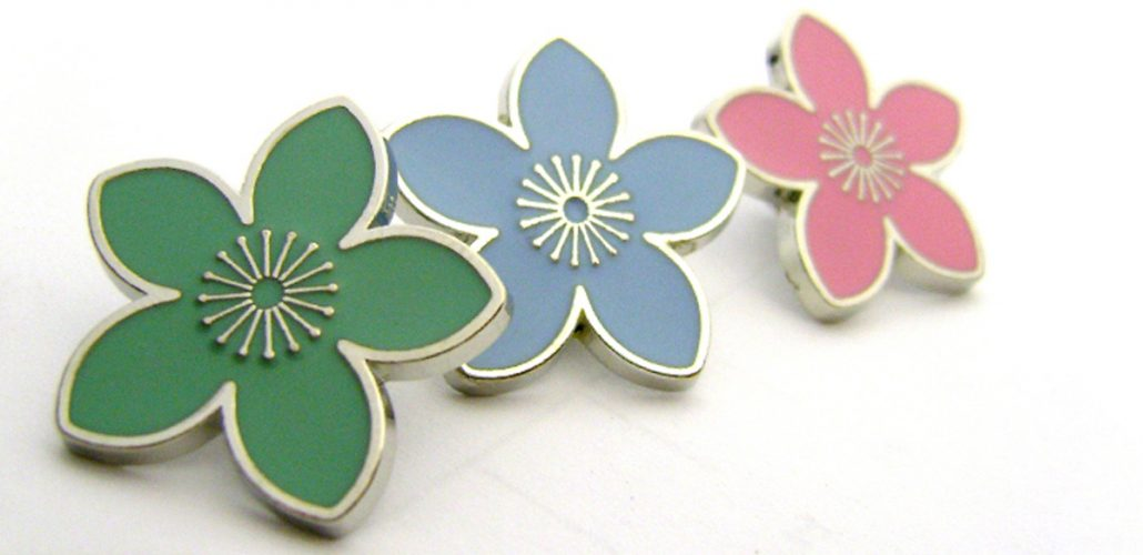 Enamel Pin badges